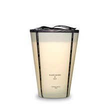 4 wick XXL Candle 7.7 lb Black Orchid & Lily 5004